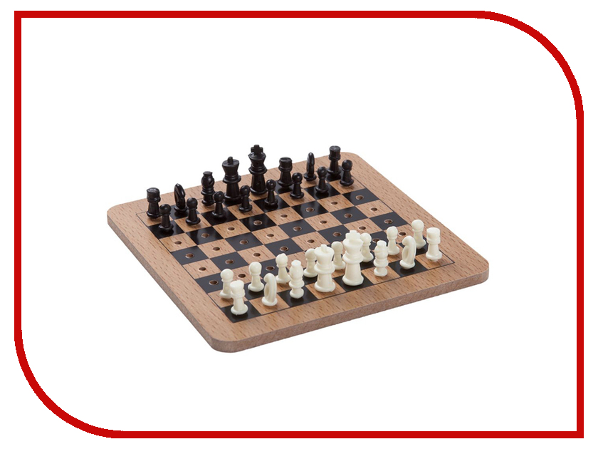 Игра Проект 111 Шахматы дорожные 3446.30 шахматы магнитные дорожные toy