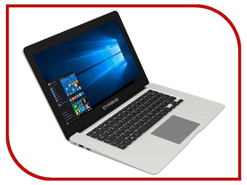Ноутбук Irbis NB41 (Intel Atom Z3735F 1.33 GHz/2048Mb/32Gb/No ODD/Intel HD Graphics/Wi-Fi/Bluetooth/Cam/14.0/1366x768/Windows 10) windrose wr 3495 6