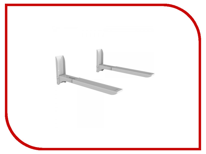 Кронштейн iTECHmount MB-5S (до 35кг) Silver кронштейн itechmount ptrb 44 до 40кг white