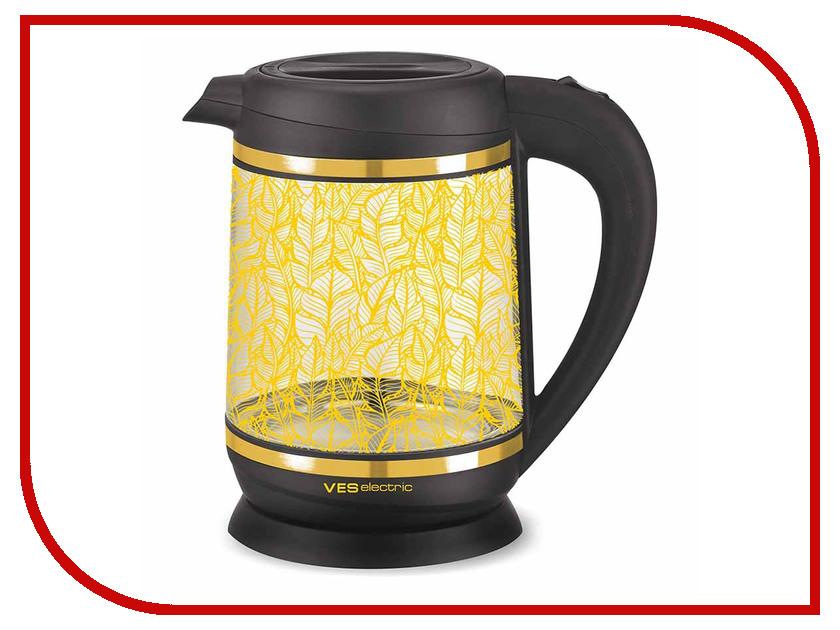 Чайник VES 2000-G электрический чайник ves ves 1017 ves 1017