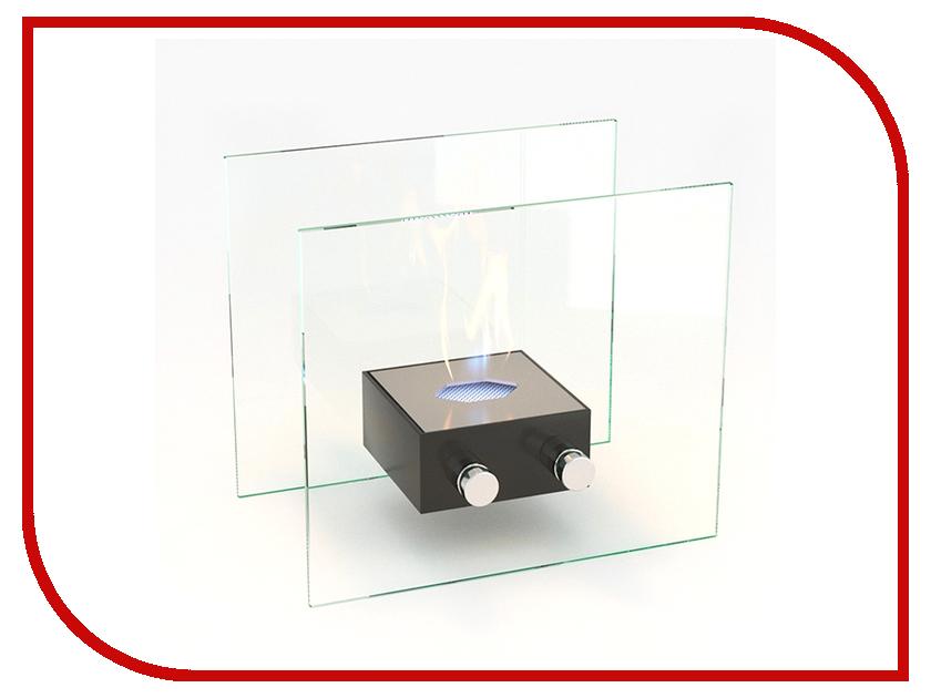 Биокамин Lux Fire Лондон S Black КН-0017S-01