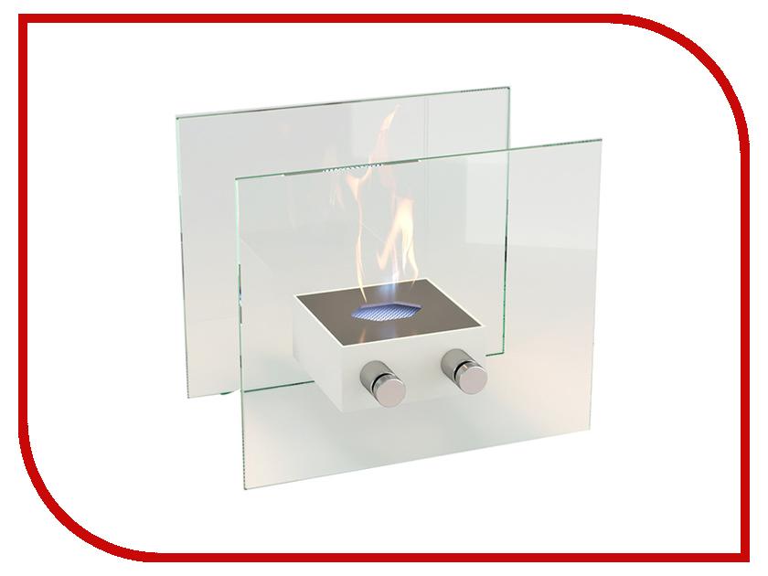 Биокамин Lux Fire София S White КН-0017S-02 биокамин напольный классика в москве недорого