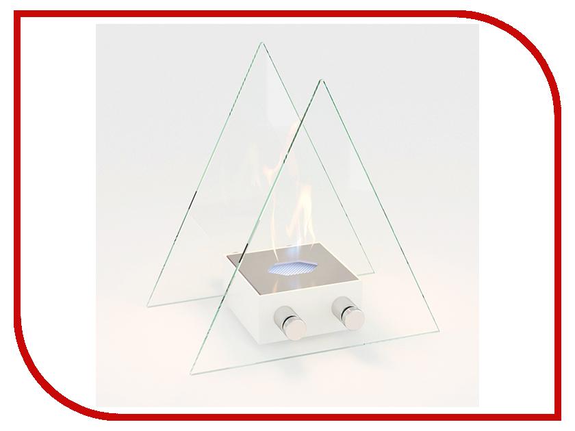 Биокамин Lux Fire Вулкан S White КН-0017S-06 Б