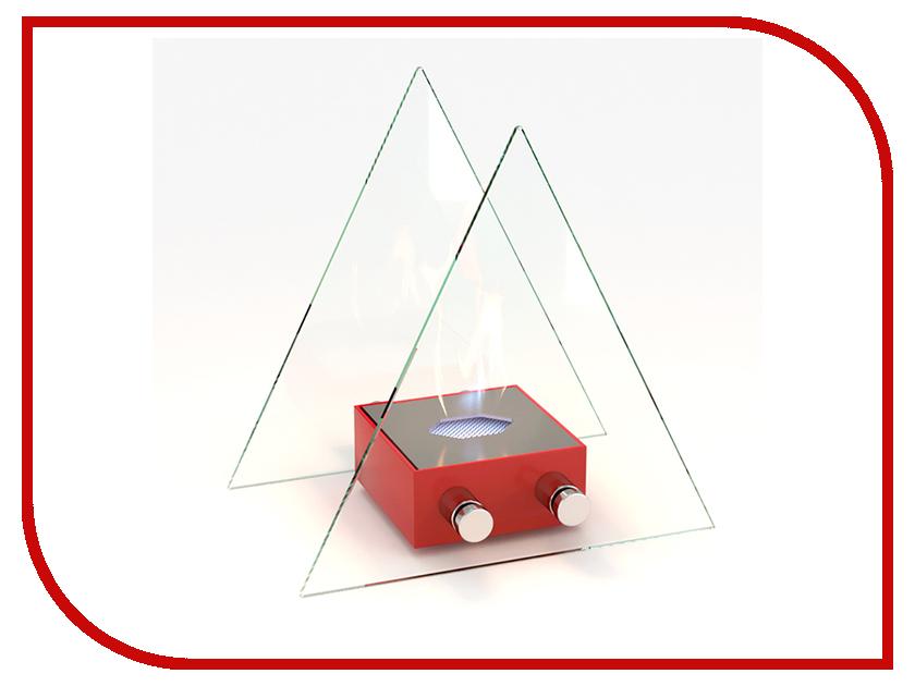 Биокамин Lux Fire Вулкан S Red КН-0017S-06 К