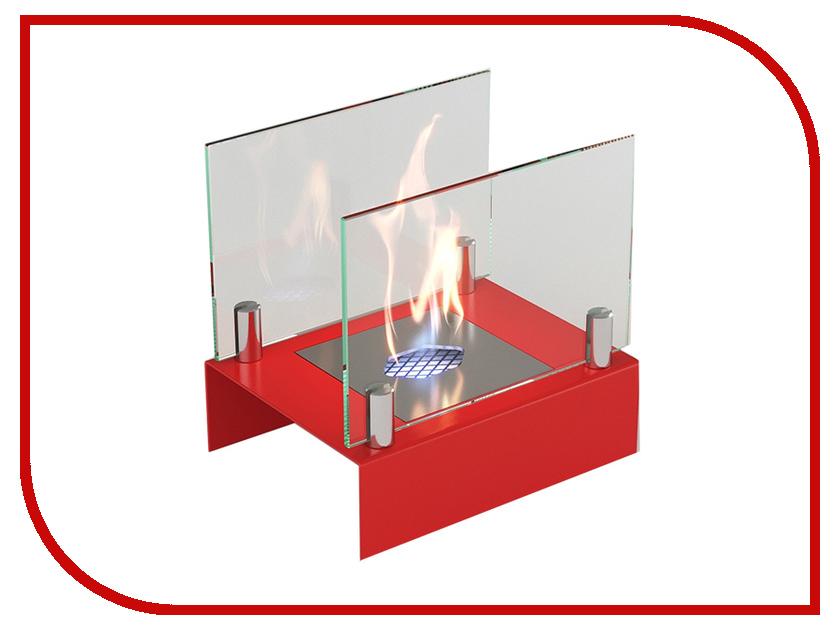 Биокамин Lux Fire Цирк Арлекино M Red КН-0017М-11 К