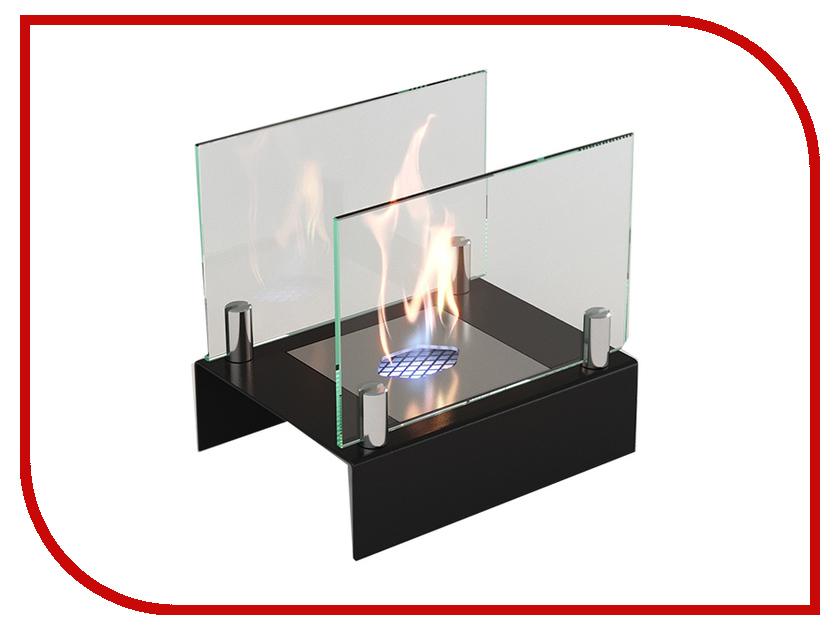 Биокамин Lux Fire Цирк Арлекино S Black КН-0017S-10 Ч биокамин напольный классика в москве недорого
