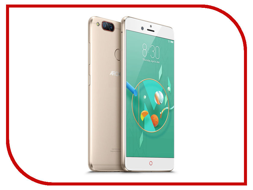 Сотовый телефон Archos Diamond Alpha Plus Gold недорого