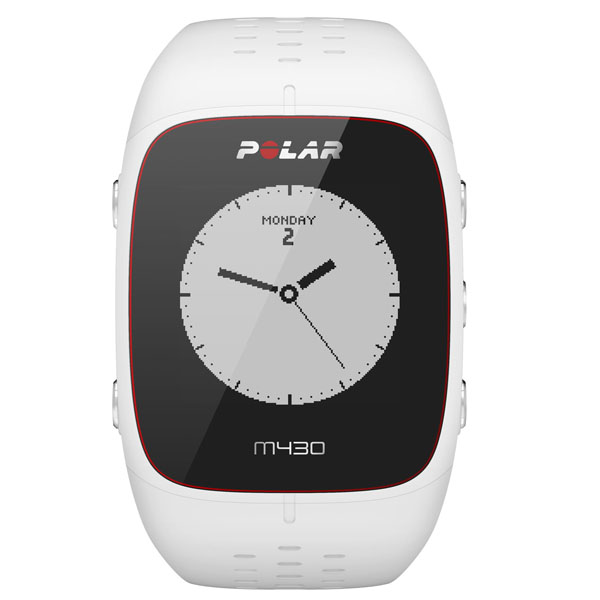 Часы Polar M430 HR White