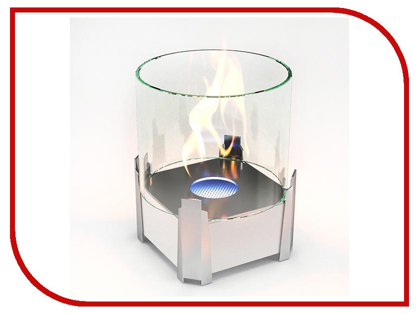 Биокамин Lux Fire Рондо S White КН-0017S-05 Б