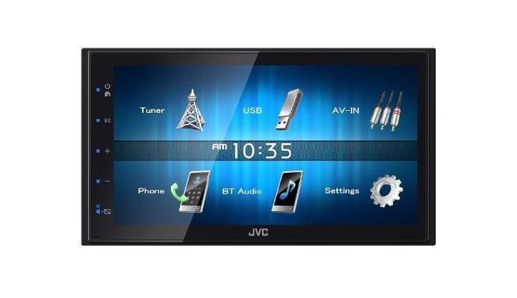 Автомагнитола JVC KW-M14 стоимость