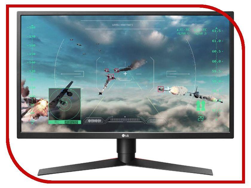 Монитор LG Gaming 27GK750F-B пылесос lg vc53202nhtr