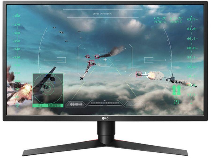 Монитор LG Gaming 27GK750F-B