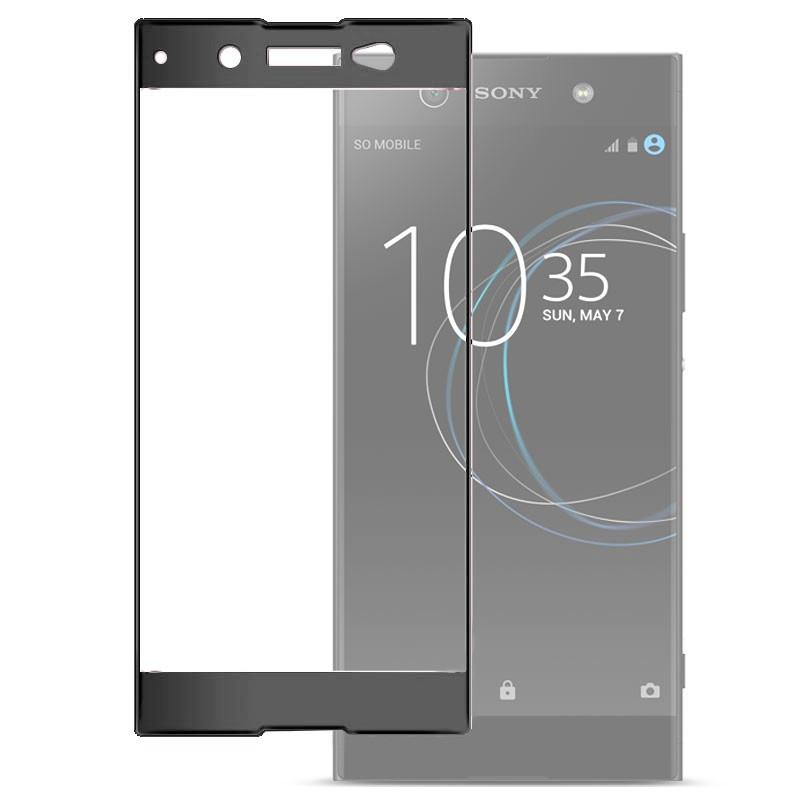 Аксессуар Защитное стекло Solomon для Sony Xperia XA1 Ultra Full Cover Black аксессуар защитное стекло для sony xperia xa1 solomon full 0 33mm black