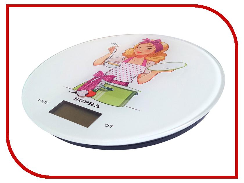 Весы SUPRA BSS-4602 телефон supra stl 111 белый