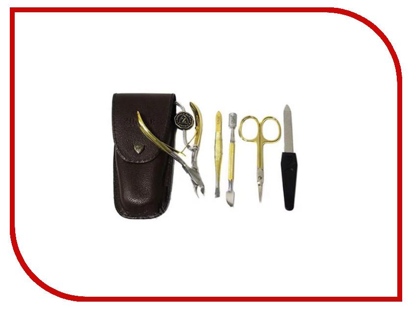 Аксессуар Маникюрный набор Zinger MS-Z-2-G-SF маникюрный набор zinger ms 7104s