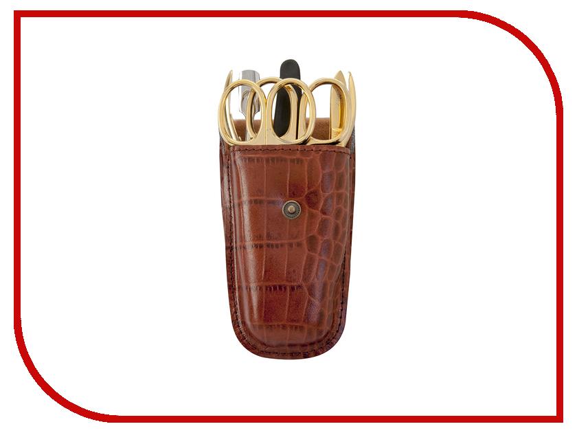 Аксессуар Маникюрный набор Zinger MS-Z-4-G-SF маникюрный набор zinger ms 7104s