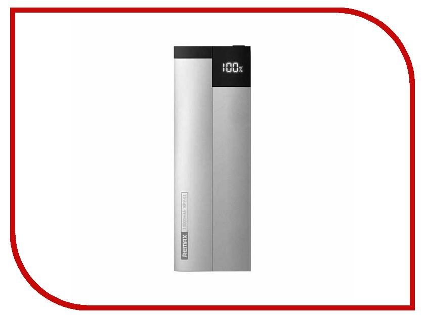 Аккумулятор Remax Kerolla RPP-61 Power Bank 10000mAh Silver аккумулятор remax rpp 18 kingree power bank 10000mah gold