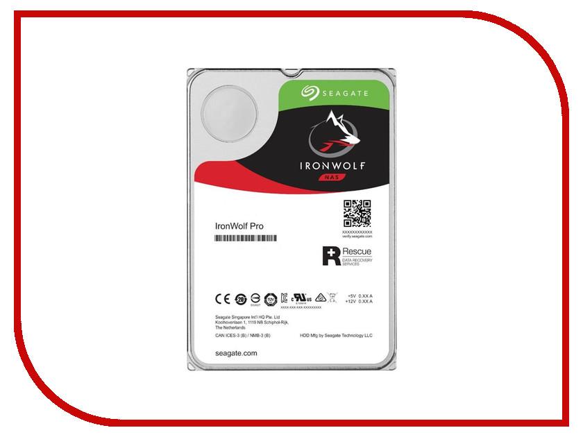 внутренние HDD/SSD IronWolf Pro ST6000NE0023  Жесткий диск 6Tb - Seagate IronWolf Pro ST6000NE0023