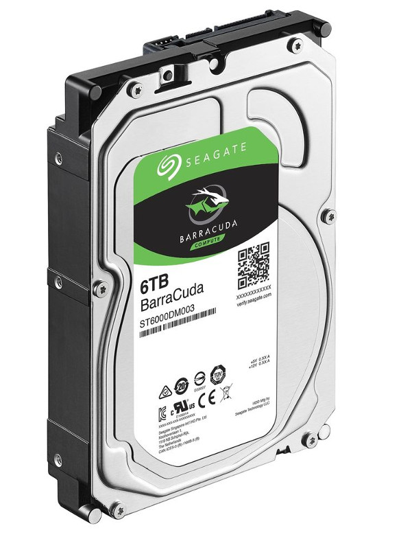 Жесткий диск Seagate Barracuda 6Tb ST6000DM003