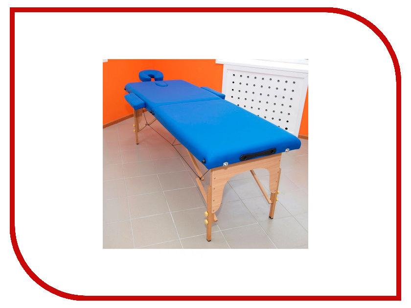 Массажный стол Ergoforce T-WT002Cb Blue
