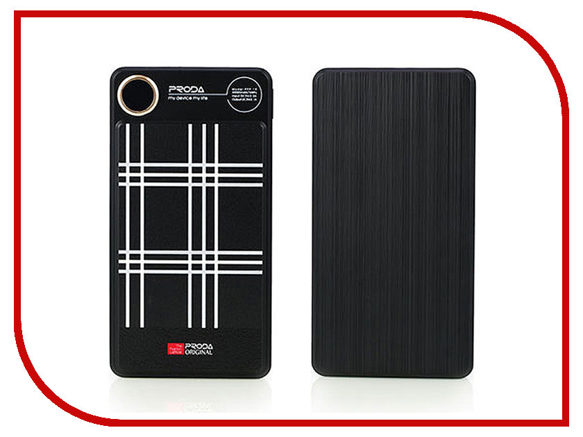 Аккумулятор Remax Proda Kooker PPP-19 Power Bank 20000mAh аккумулятор remax power bank proda power box 20000mah black
