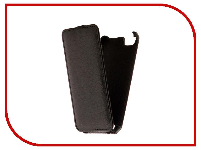 Аксессуар Чехол Fly FS527 Nimbus 17 Zibelino Classico Black ZCL-FLY-FS527-BLK аксессуар чехол alcatel one touch 5010d pixi 4 zibelino classico black zcl alc 5010d blk