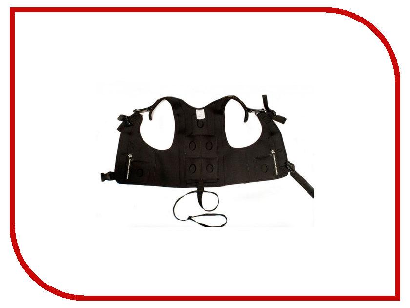 Жилет разгрузочный Sargan Броник р. XL Black разгрузочный жилет англия киев