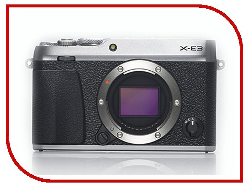 Фотоаппарат Fujifilm X-E3 Body босоножки chasse chasse ch040awblta2