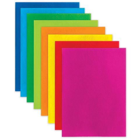 Набор Brauberg Фетр A4 210x297mm Яркие цвета 660621