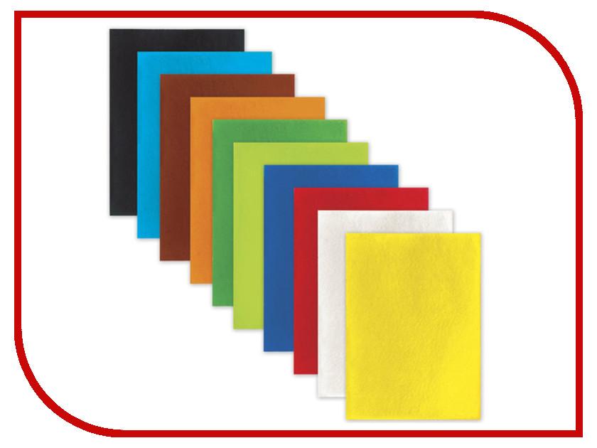 Набор для творчества Brauberg Фетр A4 210x297mm Kids Series 660088