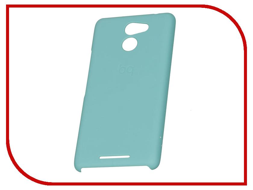 Аксессуар Чехол BQ Aquaris U Plus Blue Candy bq aquaris x5 cyanogen edition купить