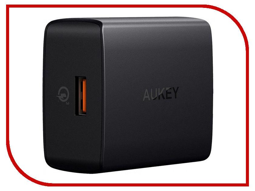 Зарядное устройство Aukey PA-T17 зарядное устройство aukey 4xusb cc t9