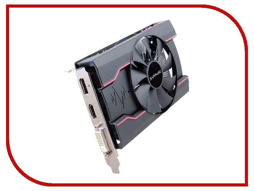 Видеокарта Sapphire Radeon RX 550 1071Mhz PCI-E 3.0 4096Mb 6000Mhz 128 bit DVI DP HDMI HDCP 11268-15-20G видеокарта sapphire 21275 02 20g