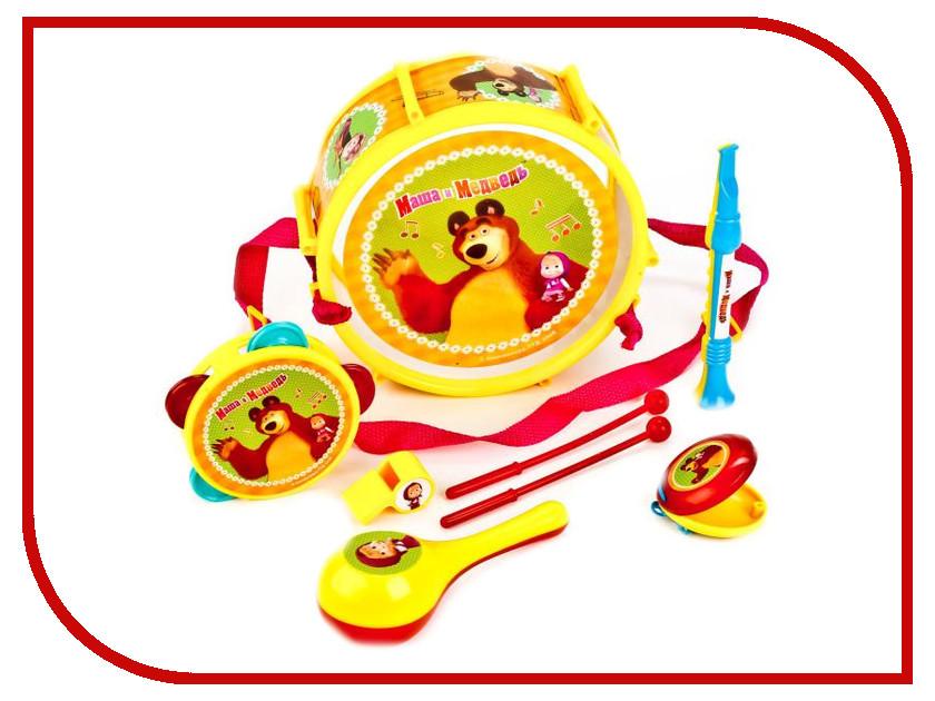 Детский музыкальный инструмент Играем вместе Набор Маша и медведь B1245597-R2