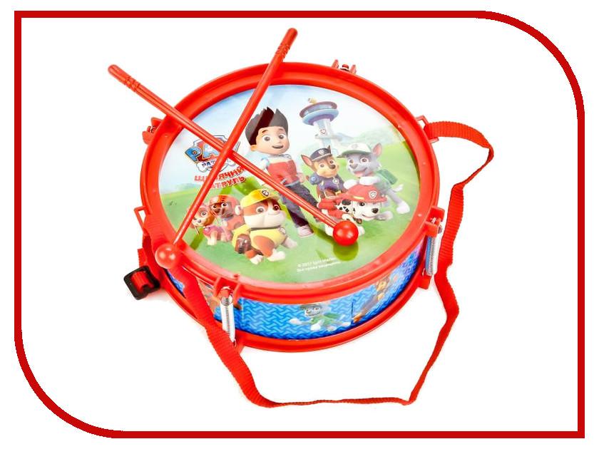 Детский музыкальный инструмент Играем вместе Барабан Щенячий патруль B1386416-R4