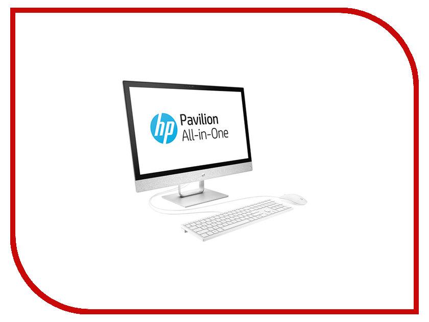 Моноблок HP Pavilion 24-r025ur White 2MJ50EA (Intel Core i7-7700T 2.9 GHz/12288Mb/2000Gb + 16Gb SSD/DVD-RW/AMD Radeon 530 2048Mb/Wi-Fi/Bluetooth/Cam/24.0/1920x1080/Touchscreen/Windows 10 Home 64-bit) моноблок hp pavilion 24 x009ur intel core i7 7700t 8гб 2тб intel hd graphics 630 windows 10 белый [2mj60ea]