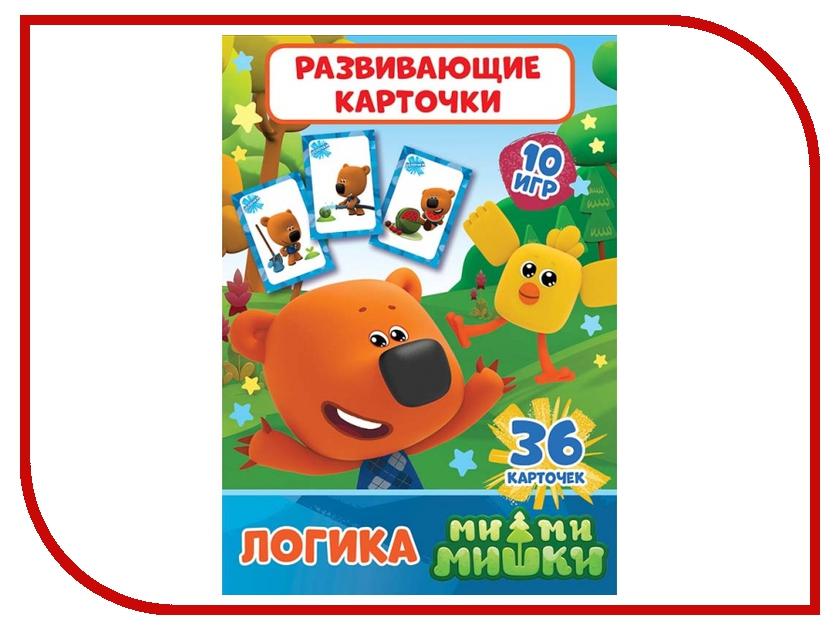 Настольная игра Умка Развивающие карточки Мимишки Логика 4690590137680