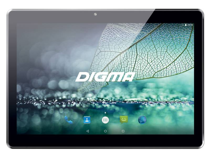 Планшет Digma Plane 1523 10.1 3G Black (MediaTek MT8321 1.3 GHz/1024Mb/8Gb/GPS/3G/Wi-Fi/Bluetooth/Cam/10.1/1280x800/Android)