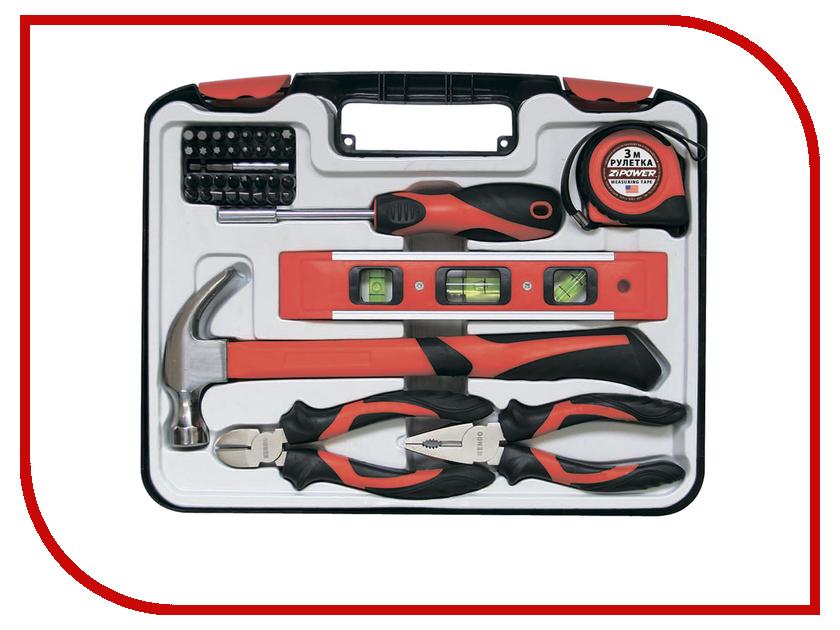 Набор инструмента Zipower PM5115 набор стамесок zipower pm 4267