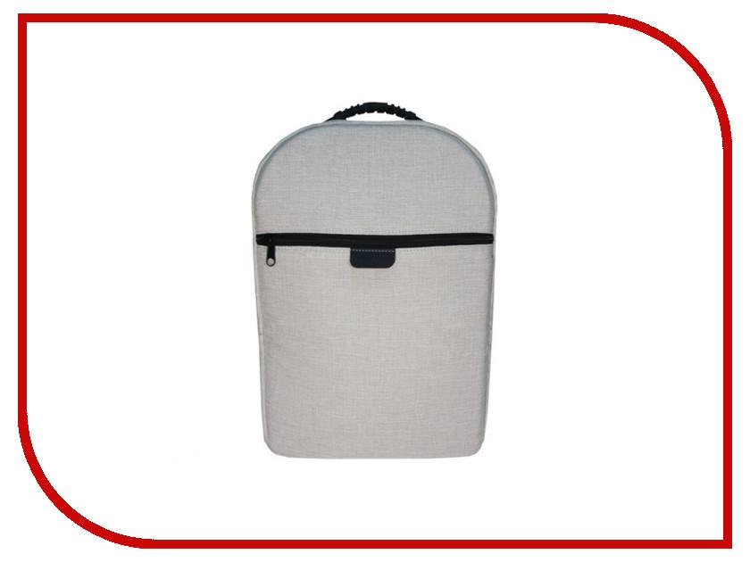 Рюкзак Vivacase 15.6 Jacquard White VCN-BGQ15-w