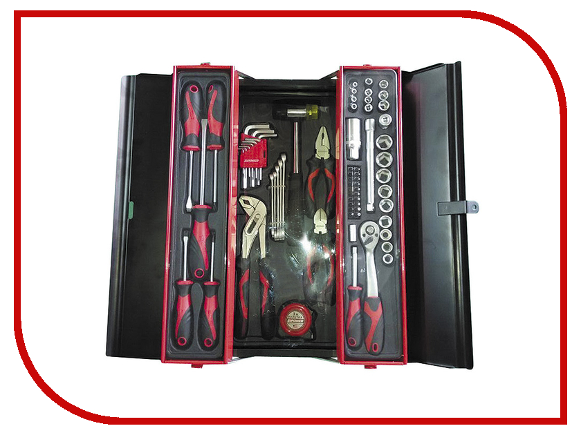 цена на Набор инструмента Zipower PM5118