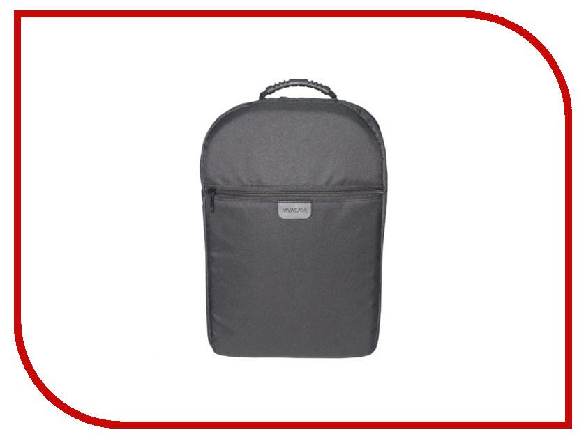 Рюкзак Vivacase 15.6 Business Black VCN-BBS15-bl