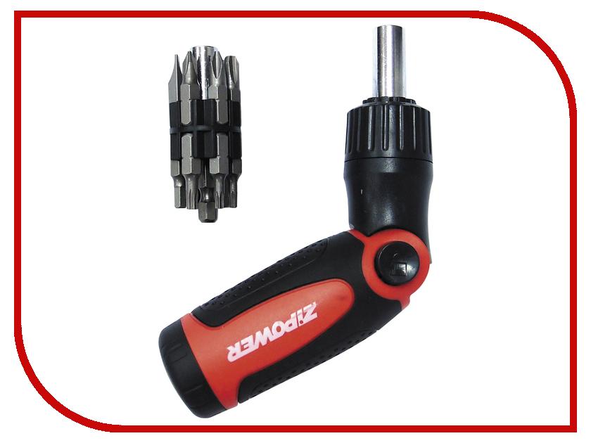 Отвертка Zipower PM5120 лопата zipower штыковая pm 4237