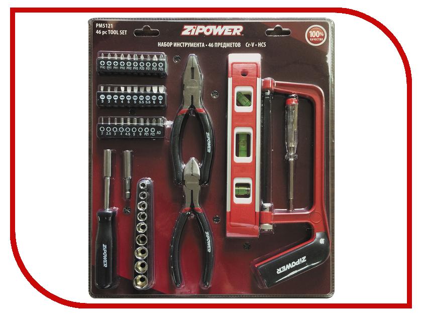 Набор инструмента Zipower PM5121