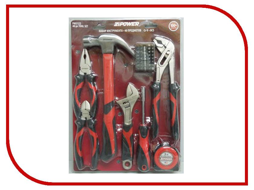 Набор инструмента Zipower PM5122 набор стамесок zipower pm 4267