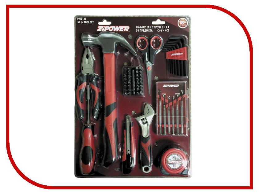 Набор инструмента Zipower PM5123 набор стамесок zipower pm 4267