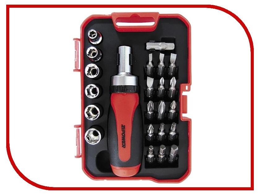 Отвертка Zipower PM5125 лопата zipower штыковая pm 4237