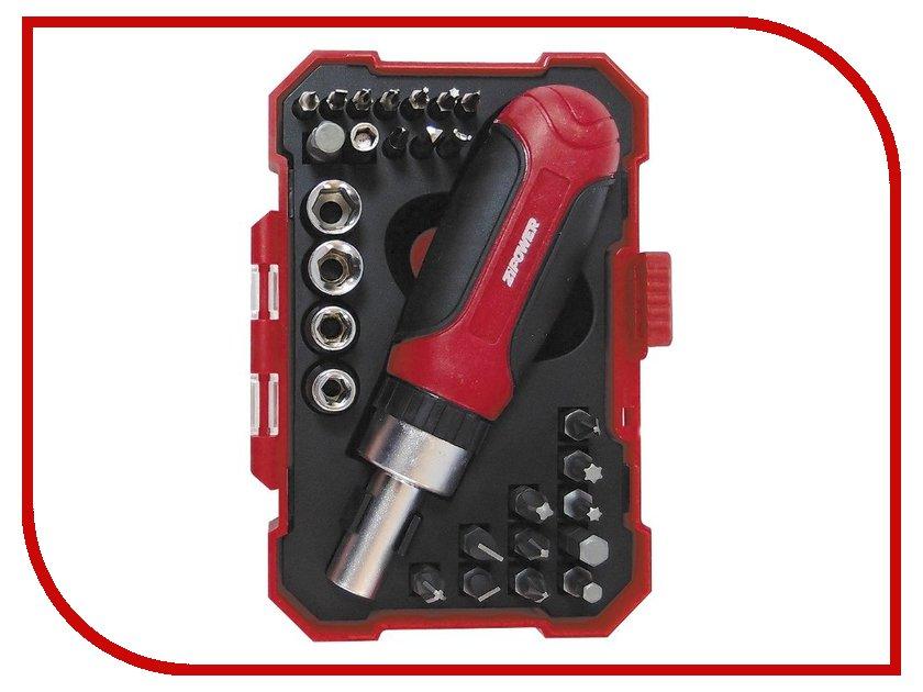 Отвертка Zipower PM5126 лопата zipower штыковая pm 4237