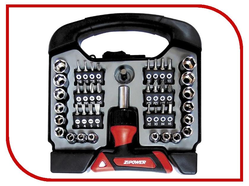 Отвертка Zipower PM5131 лопата zipower штыковая pm 4237