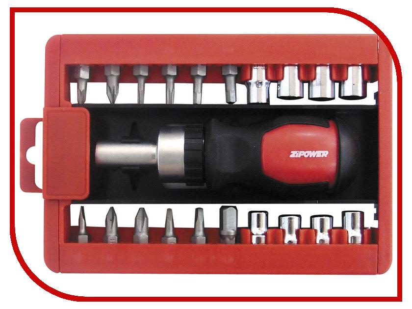 Отвертка Zipower PM5132 лопата zipower штыковая pm 4237